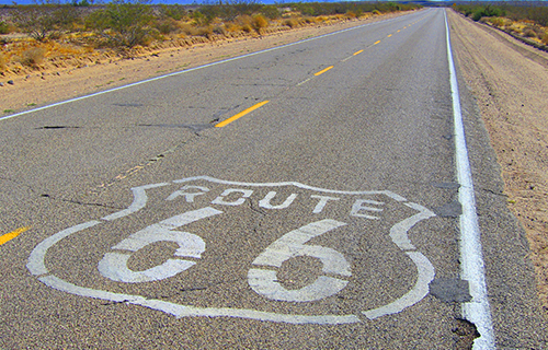 Las Vegas, Parques Nacionais, Rota 66 2021