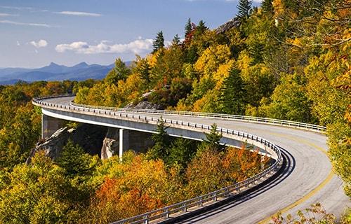 Smoky Mountains & Tail of the Dragon 2022